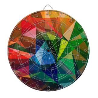 Modelo colorido del triángulo