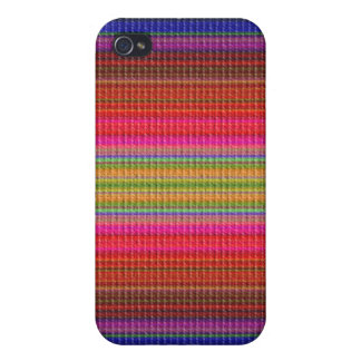 Modelo combinado iPhone4 del arco iris iPhone 4/4S Carcasa