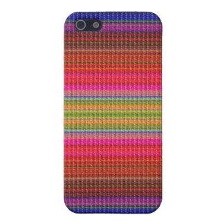 Modelo combinado iPhone4 del arco iris iPhone 5 Protector