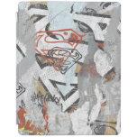 Modelo cómico 1 de las alcaparras de Supergirl Cover De iPad
