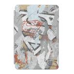 Modelo cómico 1 de las alcaparras de Supergirl Cover De iPad Mini