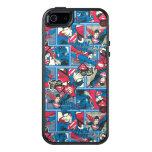 Modelo cómico del superhombre funda otterbox para iPhone 5/5s/SE
