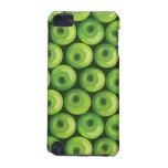 Modelo con las manzanas verdes funda para iPod touch 5G