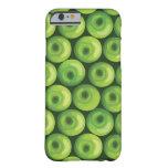 Modelo con las manzanas verdes funda barely there iPhone 6