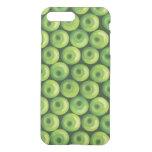 Modelo con las manzanas verdes fundas para iPhone 7 plus