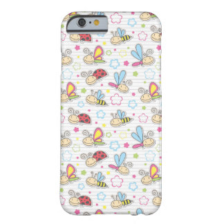 modelo con los insectos funda barely there iPhone 6