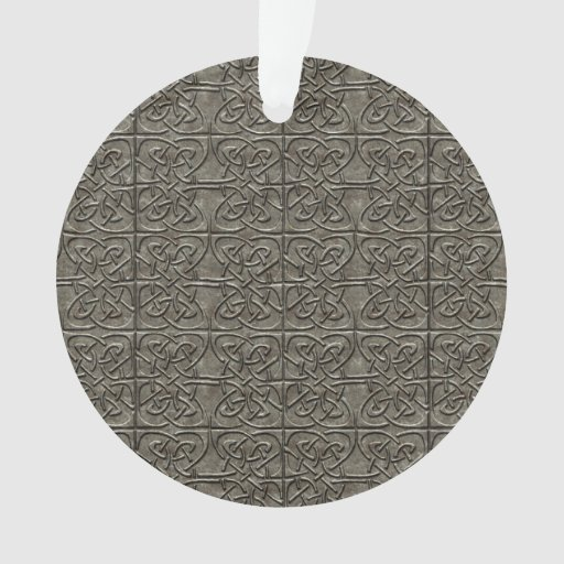 Modelo conectado piedra tallado del Celtic de los