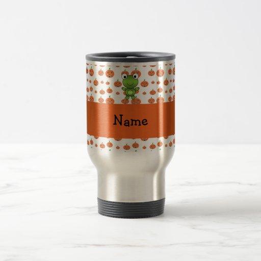 Modelo conocido personalizado de las calabazas de  taza