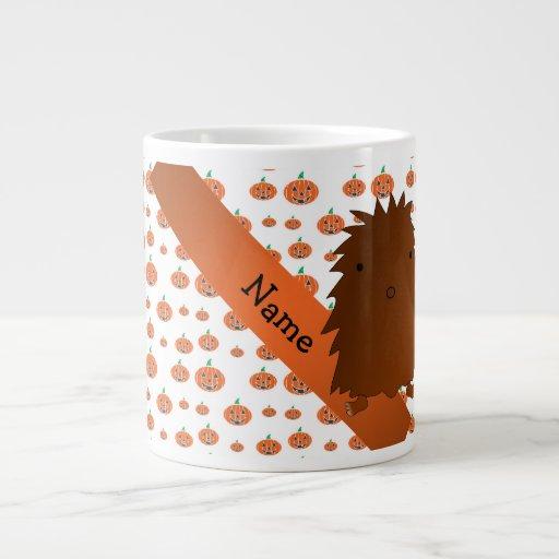 Modelo conocido personalizado de las calabazas de  taza grande