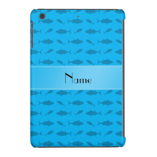 Modelo conocido personalizado del atún de bluefin fundas de iPad mini retina
