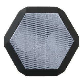 Modelo cosido acolchado diamante azul de Alicia Altavoces Bluetooth Negros Boombot REX