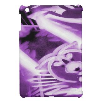 Modelo de aerosol púrpura de la pintada