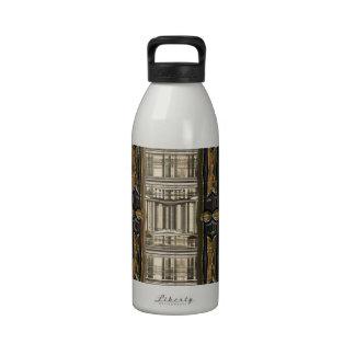 Modelo de alta tecnología de la arquitectura de Sc Botellas De Beber