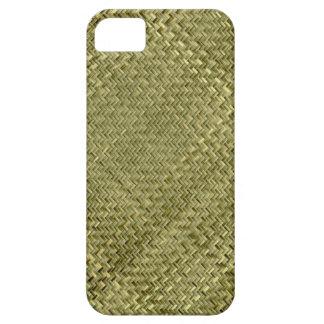 Modelo de bambú de la armadura de Oriente Funda Para iPhone 5 Barely There