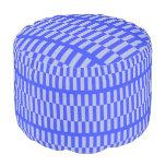 Modelo de barras azul
