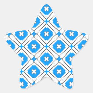 Modelo de Baviera Pegatina En Forma De Estrella