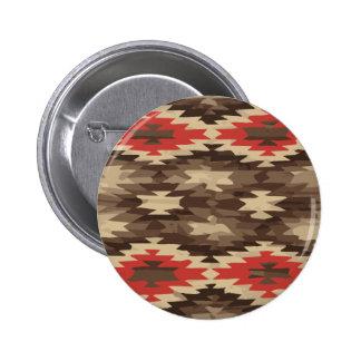 Modelo de Brown/de Navajo de la terracota Pin