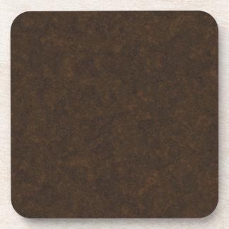 Modelo de Brown oscuro Posavaso