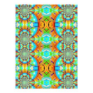 Modelo de cadena abstracto coloreado multi comunicados
