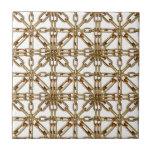 Modelo de cadena tejas  ceramicas