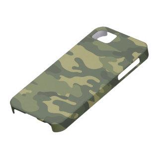 Modelo de Camo para los cazadores o mililtary iPhone 5 Case-Mate Fundas
