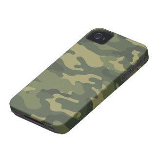 Modelo de Camo para los cazadores o mililtary Case-Mate iPhone 4 Cárcasas