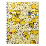 Modelo de Emoji Notebook