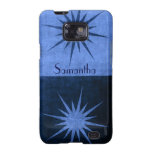 Modelo de estrella del vintage samsung galaxy s2 carcasas