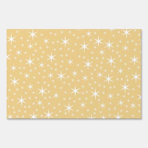 Modelo de estrella en el color blanco y no-metálic