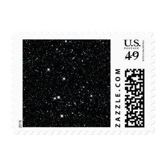 MODELO de ESTRELLA (espacio exterior) ~.jpg Timbre Postal