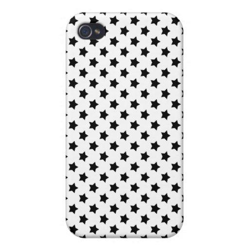 modelo de estrella iPhone 4 fundas