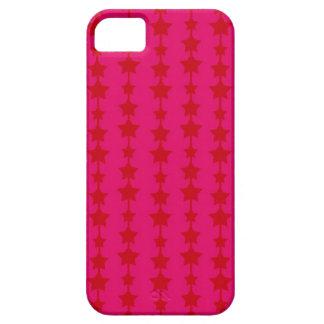 Modelo de estrella lindo elegante de las estrellas iPhone 5 funda