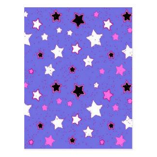 Modelo de estrella postal