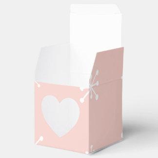 Modelo de estrella retro caja para regalos