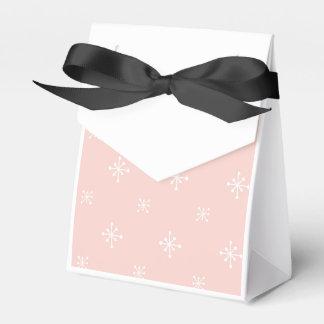 Modelo de estrella retro caja para regalo de boda