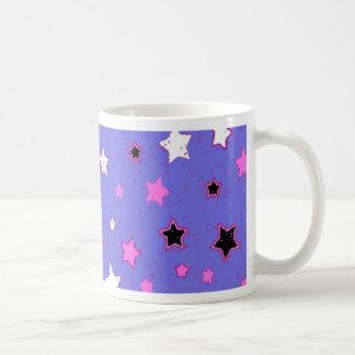 Modelo de estrella taza