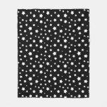 Modelo de estrellas blanco y negro