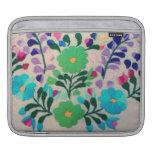 Modelo de flores colorido funda para iPads