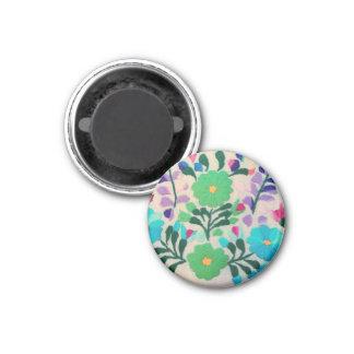 Modelo de flores colorido imán para frigorifico