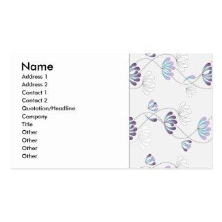 modelo de flores que sube 2, nombre, dirección 1,  tarjeta personal