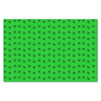 Modelo de la araña del papel seda del fiesta de papel de seda pequeño