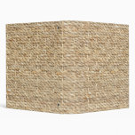 Modelo de la arpillera carpeta 2,5 cm