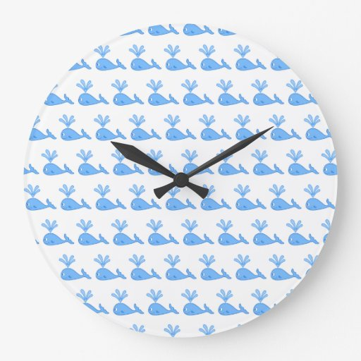 Modelo de la ballena reloj