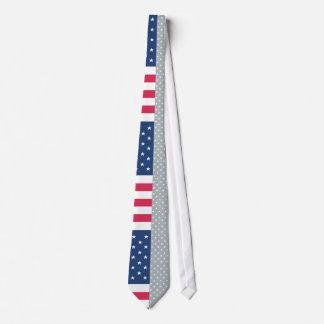 Modelo de la bandera de los E.E.U.U. (USA_0117e) - Corbatas