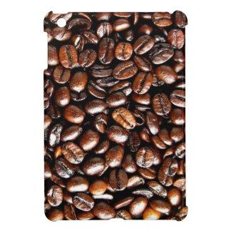 Modelo de la bebida del café de la haba entera