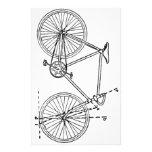 Modelo de la bicicleta