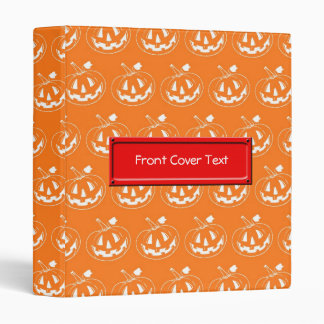 "Modelo de la calabaza de Halloween Carpeta 1"""