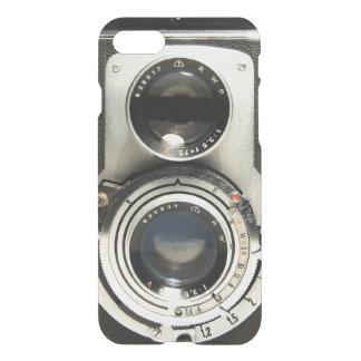 Modelo de la cámara del vintage - vieja mirada de funda para iPhone 7