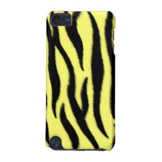 modelo de la cebra del caso del tacto de iPod Carcasa Para iPod Touch 5G