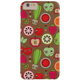 Modelo de la cocina de la fruta funda barely there iPhone 6 plus